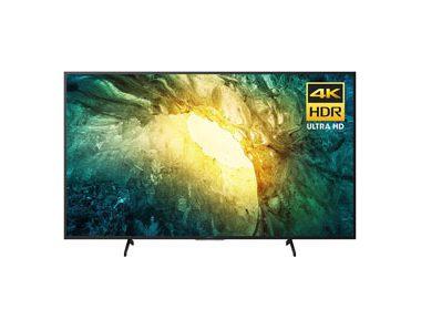 قیمت تلویزیون سونی 55X7577H