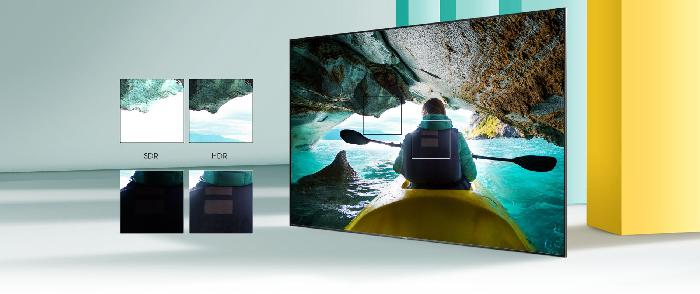 قیمت تلویزیون 65A7100 هایسنس
