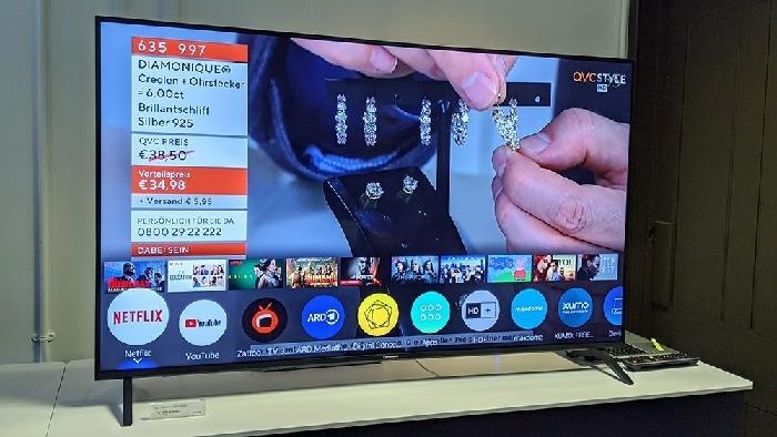 تلویزیون پاناسونیک 55HX750
